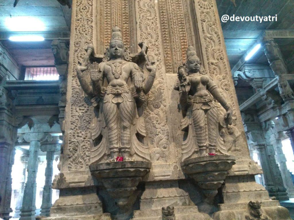 Thiruvanaikoil - Chandrasekhara murthy