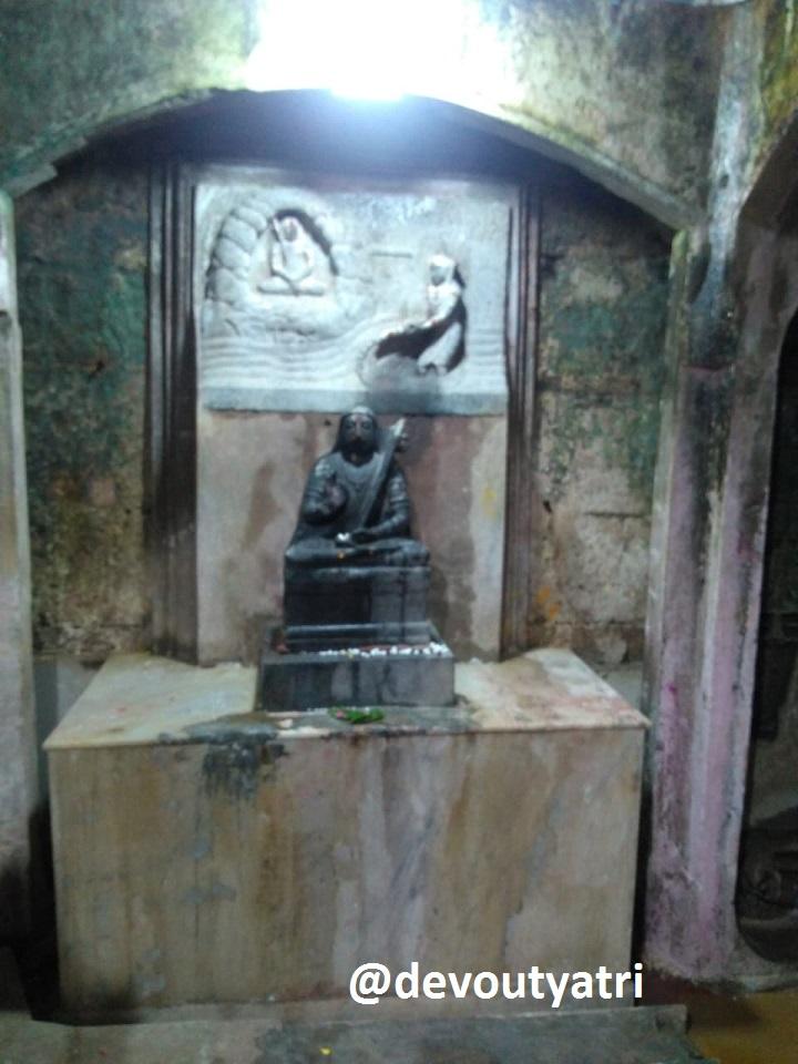 Aadhi Shankaracharya Murthi in Omkareshwar