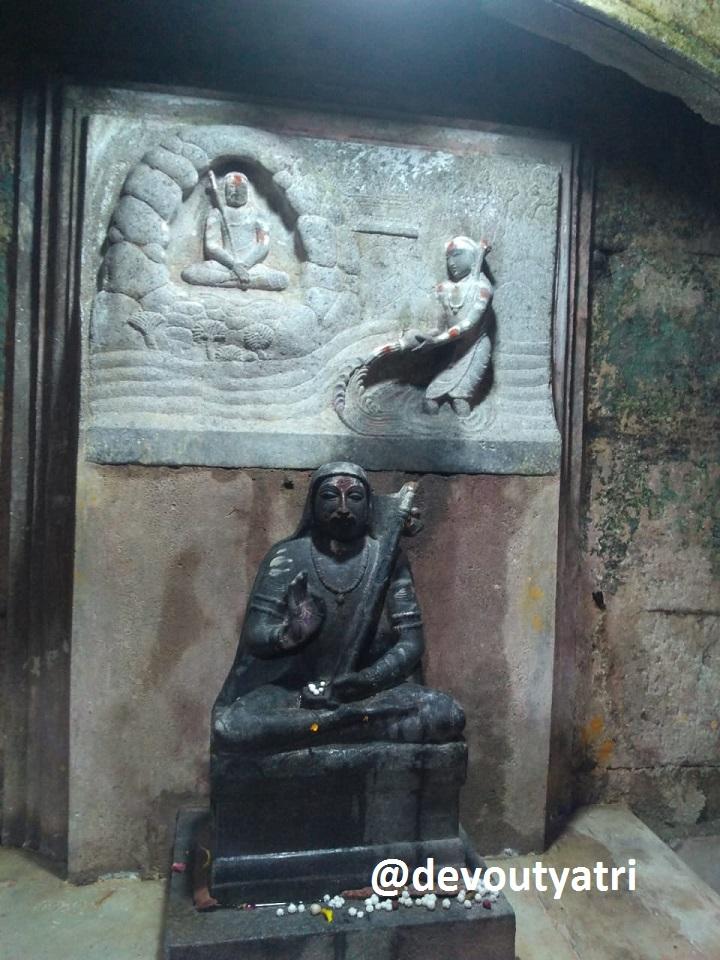 Aadhi Shankaracharya murthi