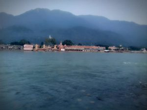 Ganga and Rishikesh