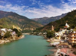 Rishikesh and Ganga