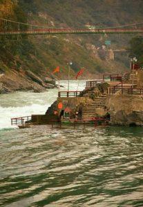 Devprayag Sangam ghat