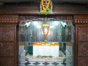 Swami Sivananda Samadhi